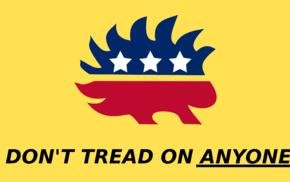 Gadsden Flag, libertarianism