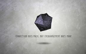 texture, minimalism, quote, low poly