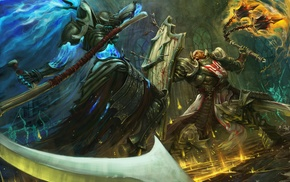 Diablo 3 Reaper of Souls, video games