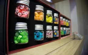 China, colorful, sweets
