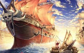 ship, boat