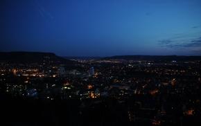 city, night, lights, photography, cityscape, urban