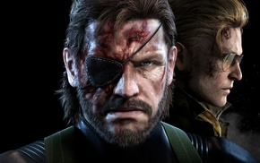 Metal Gear, video games, Metal Gear Solid V Ground Zeroes, Metal Gear Solid
