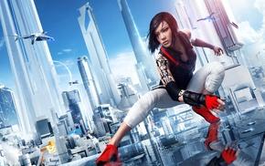 Mirrors Edge, video games