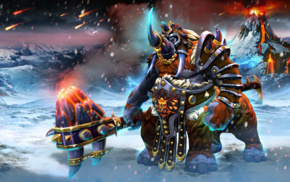 Valve, fantasy art, Dota 2, Valve Corporation, Defense of the ancient, hero