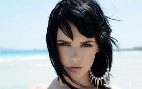 Melissa Clarke, face