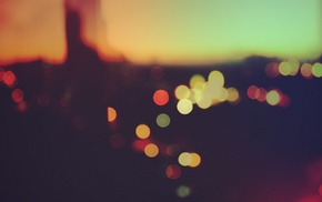 bokeh, photography, colorful