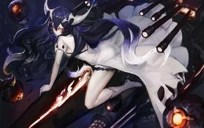 Kantai Collection, anime girls, Anchorage Water Demon, anime