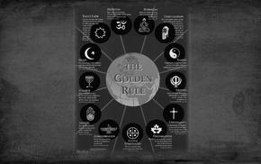 monochrome, religion, gray
