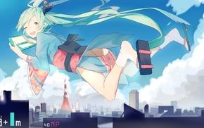 Nintendo 3DS, kimono, Hatsune Miku, Vocaloid