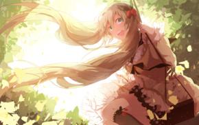 Hatsune Miku, Vocaloid, swings