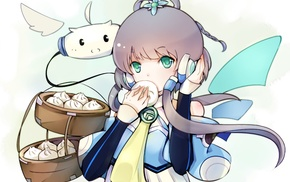 Vocaloid, Luo Tianyi, anime