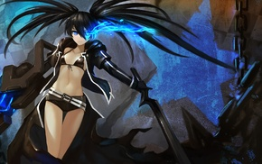 anime girls, anime, Black Rock Shooter
