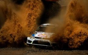 dirt, sport, vehicle, Rally, car