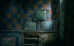 old, TV