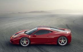 Ferrari 458 Speciale, car, Ferrari