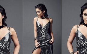 girl, collage, singer, celebrity, actress, dress