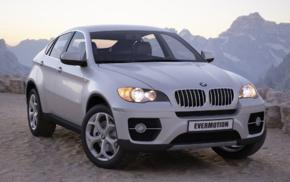 BMW, car, evermotion