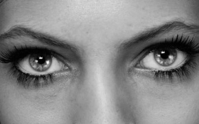 eyes, Devon Windsor