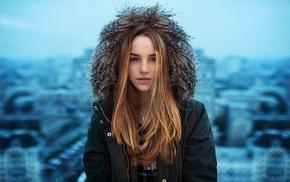 girl, Maryana Ro, portrait, model, face