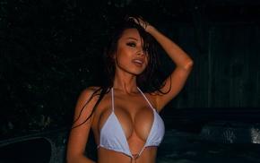 Jenn Q, boobs, girl