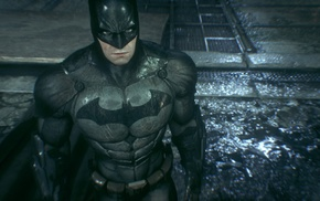 Batman Arkham Knight, Batman