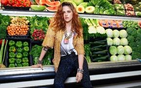 actress, supermarket, Kristen Stewart, celebrity
