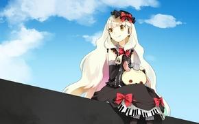 anime girls, anime, Mayu Vocaloid, Vocaloid