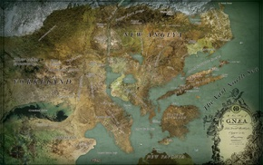 Dream Theater, The Astonishing, music, map