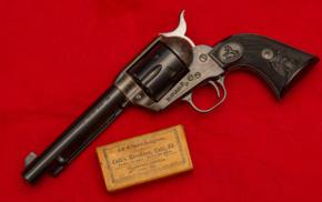 revolvers, pistol, gun, .45 Colt