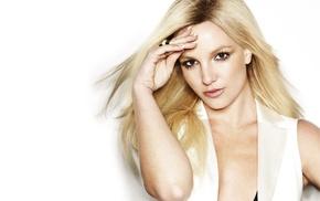 girl, Britney Spears, blonde