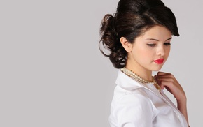 celebrity, girl, Selena Gomez, glamour, actress, brunette