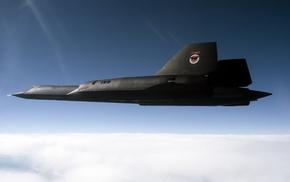 aircraft, airplane, military aircraft, photography, Lockheed SR, 71 Blackbird