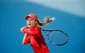 Anna Kalinskaya, tennis