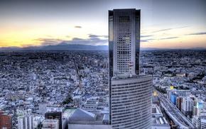 photography, HDR, building, urban, skyscraper, cityscape