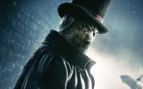 artwork, video games, Jack the Ripper, Assassins Creed