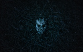mask, movies, Jason Voorhees, Friday the 13th