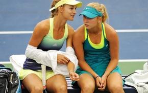 tennis, Anna Kalinskaya, Anastasia Potapova