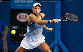 tennis rackets, tennis, girl, Tereza Mihalikova