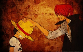Monkey D. Luffy, One Piece
