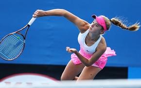 Katie Swan, tennis