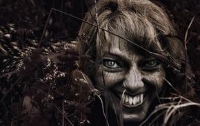 vampires, wood, horror, demon