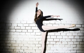 Summer Glau, ballet, girl, dancing