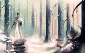 fan art, Samurai Jack, Cartoon Network