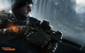 video games, artwork, Tom Clancys The Division
