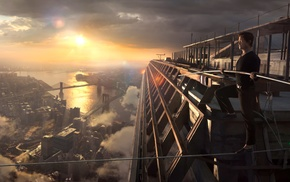 movies, the walk, Joseph Gordon, Levitt