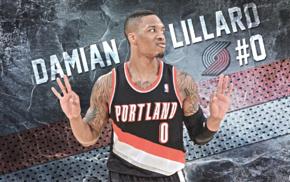 Trail Blazers, Damian Lillard, Portland Trail Blazers, NBA, basketball, Portland