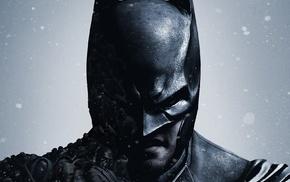 Batman, Batman Arkham Origins, video games, portrait display