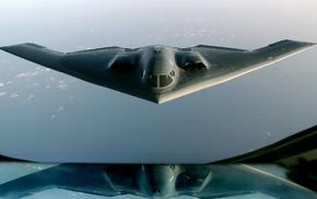 US Air Force, Bomber, Northrop Grumman B, 2 Spirit, military aircraft, aircraft