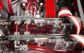 Republic of Gamers, motherboards, ASUS, PC gaming, water cooling, computer